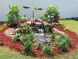 Small Garden Waterfall Ideas Top Backyard Waterfall Designs