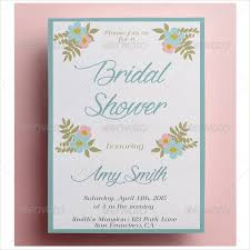 bridal invitation templates 21 bridal shower invitations psd vector eps jpg