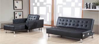 canapé convertible en cuir pas cher canapé clic clac simili cuir pas cher décoration d intérieur