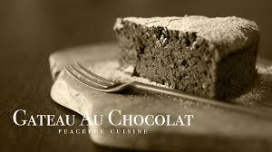 chocolat cuisine no how to gateau au chocolat