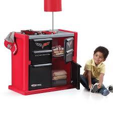 Kids Bedroom Dresser by Amazon Com Step2 Corvette Dresser For Kids Durable 4 Drawer