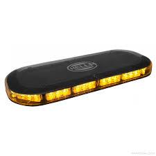 Led Lights Bar by Hella Hella Mlb 200 Fixed Mini Amber Led Light Bar 12 24v