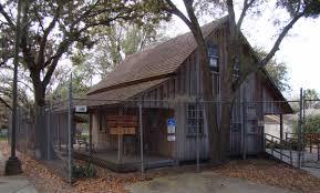 Florida Cracker Houses Baker House West Pasco Historical Society