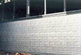 sheet metal wall panels