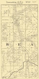 Wisconsin Maps by Maps Of Beaver Township Clark Co Wis