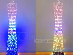 led tower display rhythm l light with infrared remote
