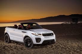 land rover white photo 2015 range rover evoque convertible beach convertible white