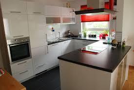 küche g form küche in u from mit granit