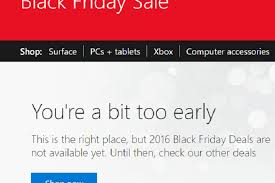 best black friday deals 2016 on desktop computers xbox live gold members get early black friday access on november 18