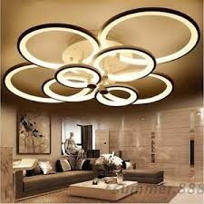 Ceiling Lights For Living Rooms Acrylic Modern Led Ceiling Lights Living Room Bedroom Lighting