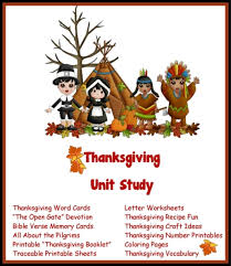 thanksgiving recipes from homeschooled