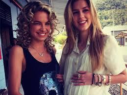 Lua Blanco e Sophia Abrahão aparecem grávidas; veja foto - Jovem ...