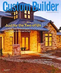 custom builder design spotlight water features visbeen architects
