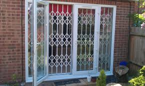 Patio Door Security Shutters Security Grilles Patio Doors Security Door Ideas