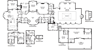 luxury mega mansions floor plans floor plans and flooring ideas luxury mega mansions floor planscopse manor a 17000 square foot newly built mansion in surrey