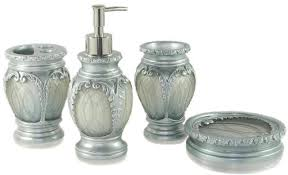 luxury bath accessories sets for modern feel exist decor