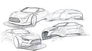 futuristic cars drawings simon drew automotive designer sports car sketches automotive