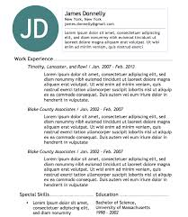 Jd Resume Free Microsoft Word Resume Templates To Help You Land Your Dream Job