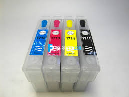 refilled cartridges for epson expression home xp 33 xp 103 xp