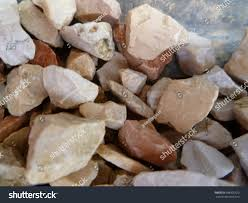 ornamental gravel stock photo 688905625