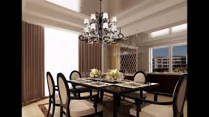 Chandeliers For Dining Room Dining Room Chandeliers Modern Dining Room Chandeliers Youtube