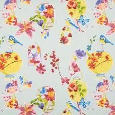 Hawaiian Curtain Fabric Prestigious Textiles Be Happy Butterfly Tropical Curtain Fabric
