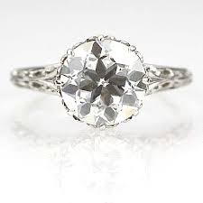 vintage engagement rings nyc your styles the difference between replica antique estate