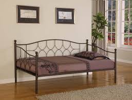 Metal Daybed Frame Furniture Wrought Iron Daybed Frame Metal Frame Daybed With