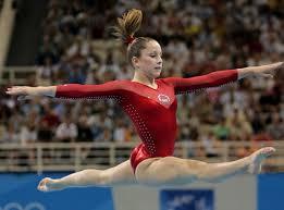 gymnastics hair a retrospective the gymternet