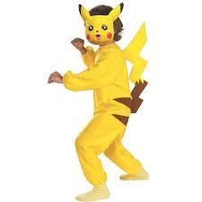 Pokemon Halloween Costumes Girls 25 Pikachu Mascot Costume Ideas Pikachu