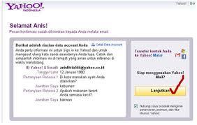 membuat email yahoo indonesia cara buat email yahoo indonesia