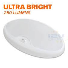 led ceiling dome light led 12v bright pancake light rv cer trailer boat interior ceiling