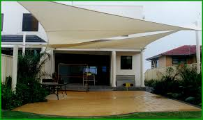 residential shade sails deck shade structure patio shade sail