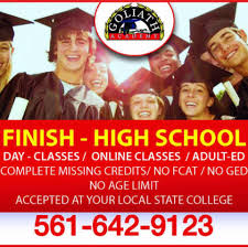 can you finish high school online goliath academy high school home