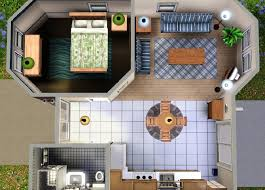 starter home floor plans mod the sims ledomus starter home plan 2 no cc