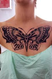 40 inspirational breast tattoos and chest tattoos chest