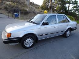mazda small car price 87 mazda 323 dx sedan great mpg cheap car for sale clearance 850
