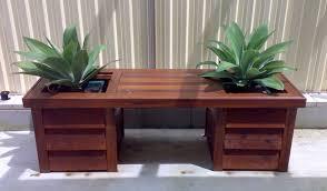 Cheap Planter Boxes by Outdoor Planter Box Ideas Attractive Home Decor With Planter Box