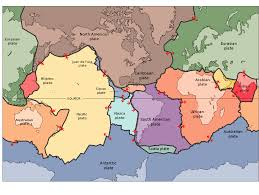 plate tectonics continental drift spreading centers subduction