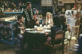their thanksgiving joey tribbiani matt leblanc chandler