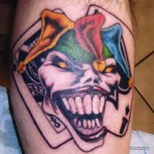 Joker Playing Card Designs Playing Cards N Joker Tattoo Design Photos Pictures And