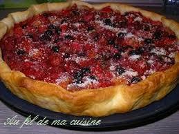 recette cuisine laurent mariotte recette tarte aux fruits rouges de laurent mariotte