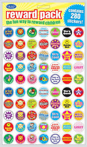 280 childrens reward stickers for kids motivation merit praise
