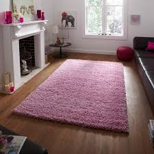 Fluffy Rugs Cheap Get A Stunning Look In Your Bedroom With Shaggy Rugs Pickndecor Com