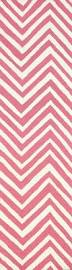 trellis pink chevron area rug products pinterest chevron