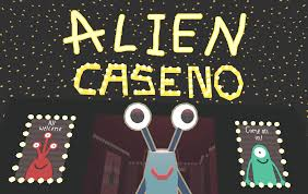 alien caseno by grace bruxner