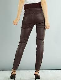 maternity trousers coated maternity trousers maternity kiabi 25 00eur