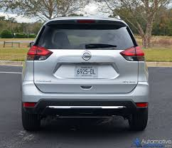 nissan rogue jacksonville fl 2017 nissan rogue sv awd review u0026 test drive