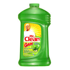 Clean Cleaner by Shop Mr Clean Liquid 40 Oz Original Fresh Scent All Purpose