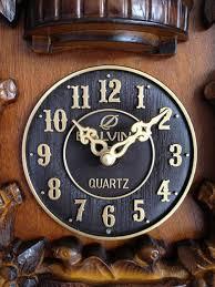 Garden Wall Clocks by Goddess Wooden Living Room Wall Clock Cuckoo Cuckoo Clock Chime